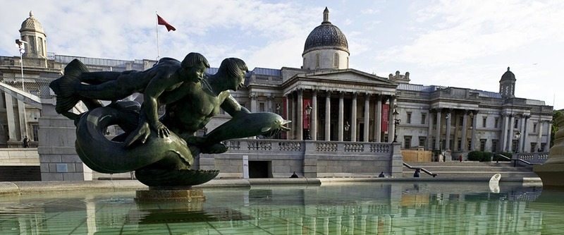 London National Gallery 1200x 500