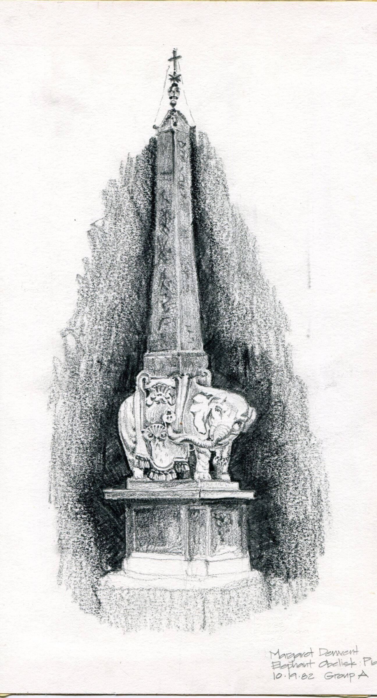 1982 Elephant Obelisk001