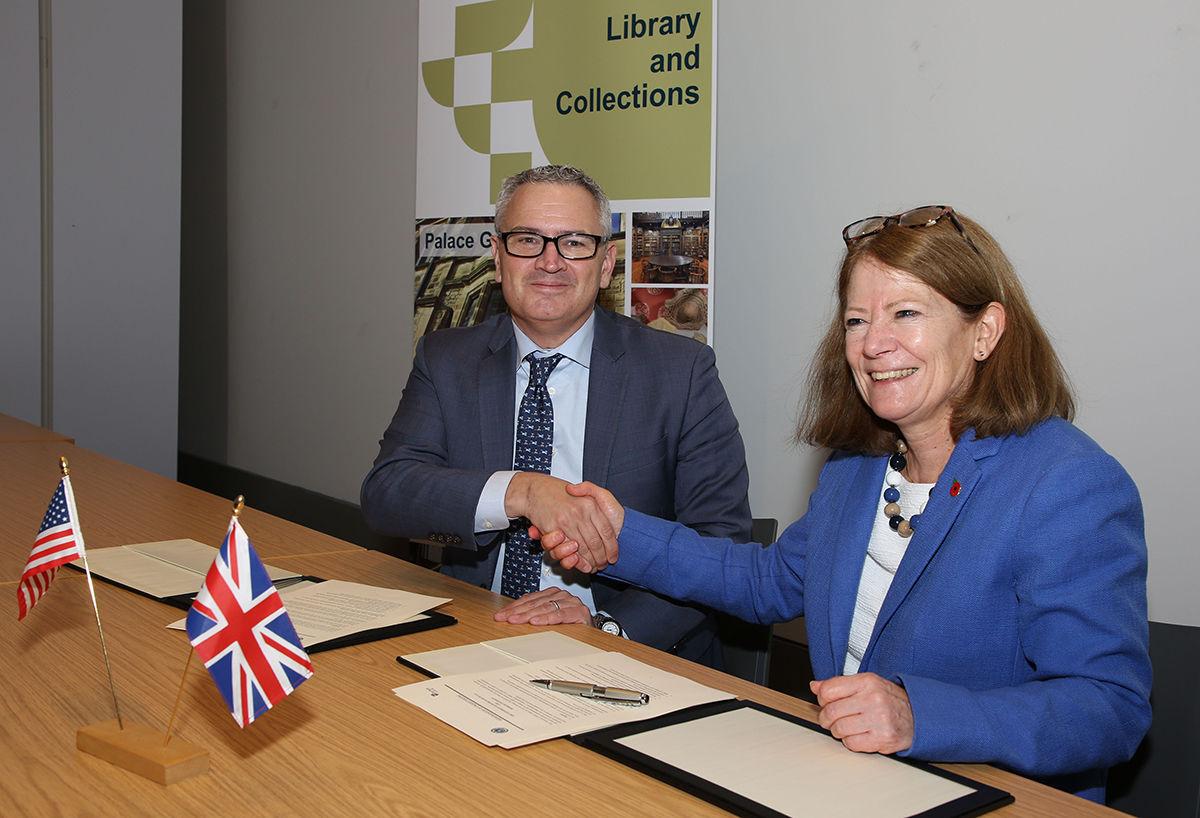 Durham Signing